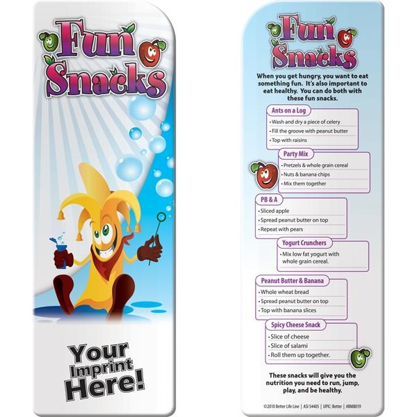 Bookmark - Fun Snacks