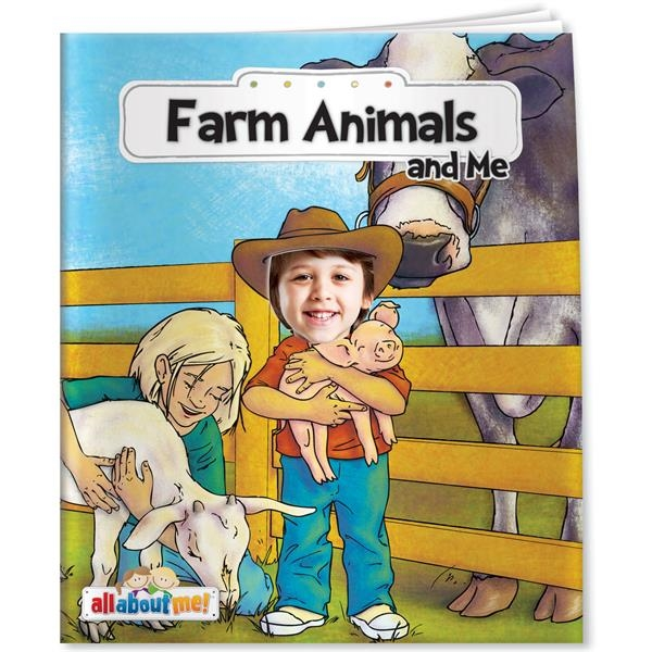 All About Me - Farm Animals and Me