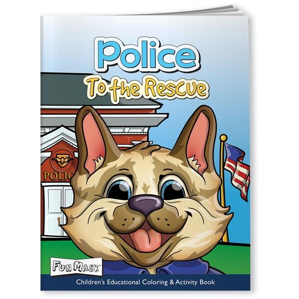 Fun Masks - Police to the Rescue
