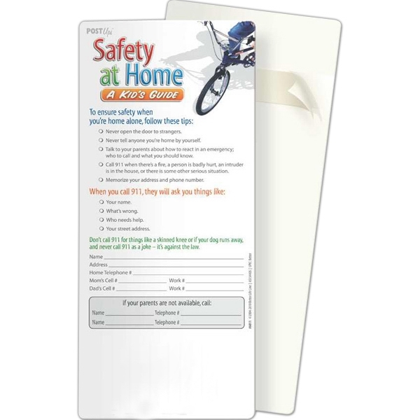Post Ups - Safety at Home: A Kid's Guide