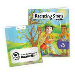 Recycling Story and Me - All About Me Children's Book