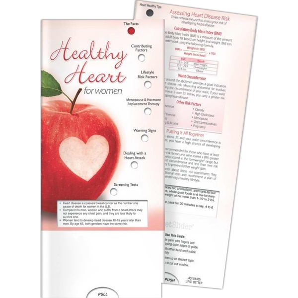 Pocket Slider - Healthy Heart for Women