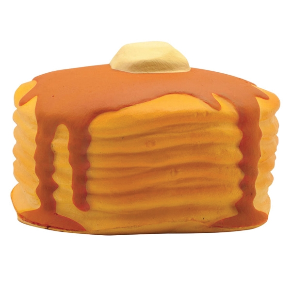 Stack of Pancakes Squeezie (R) Stress Reliever