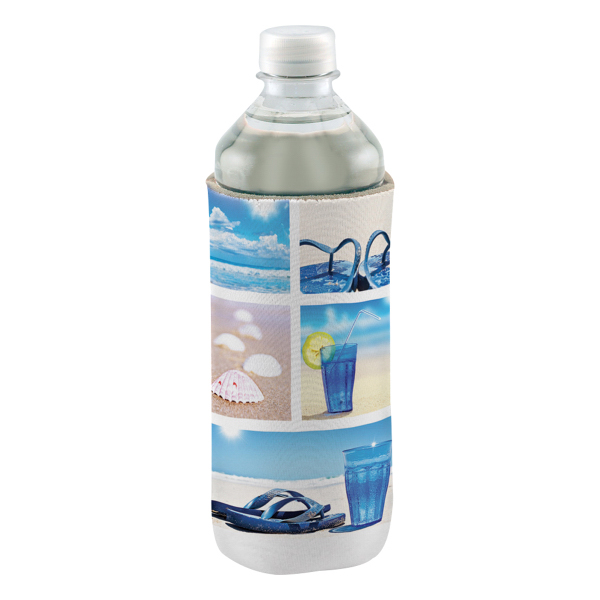 Full Color Neoprene Bottle Cooler