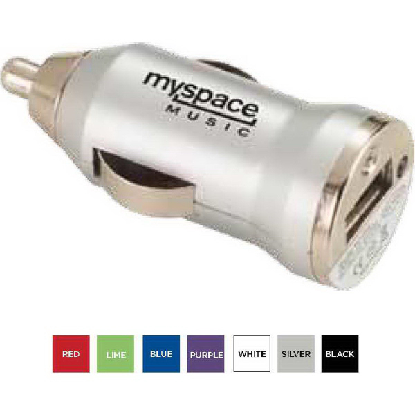 USB Single Port Car Charger