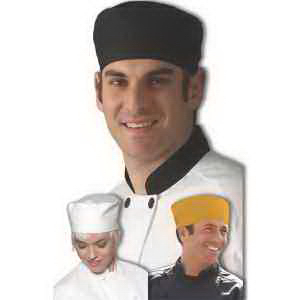Eco-Friendly Chef Beanie - White