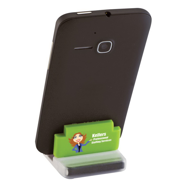 Mobile Phone Holder w/ Screen Cleaner