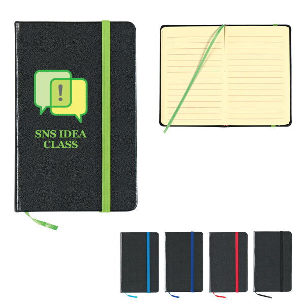 "Shelby 3"" x 5"" Notebook"