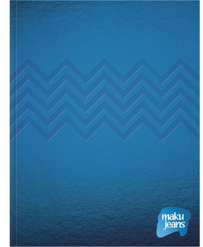 GlossMetallic Flex PerfectBook - Large NoteBook