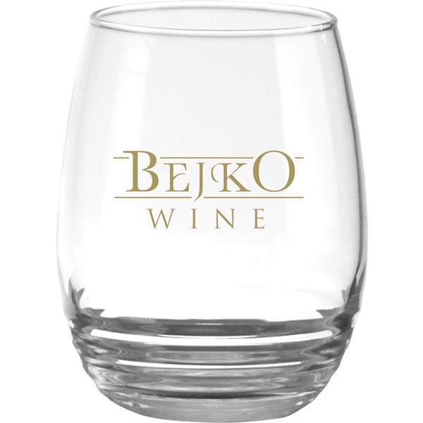 Vina Stemless Wine Glass