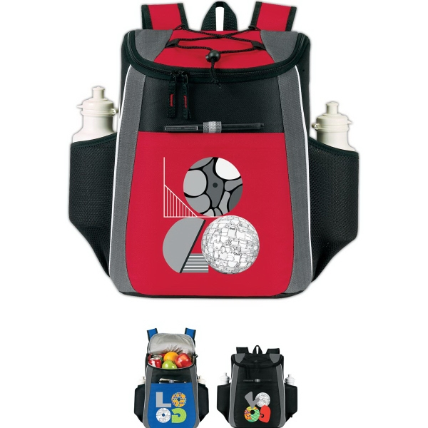 Prime 18 Cans Cooler Backpack