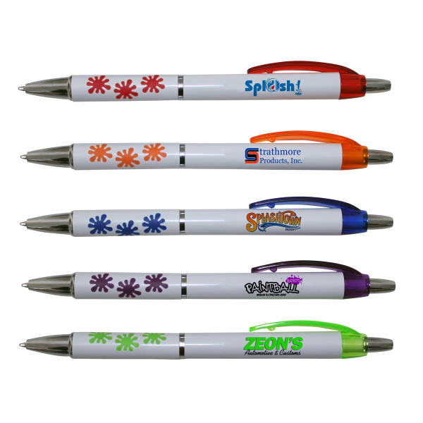 Splash Grip Pen, Full Color Digital