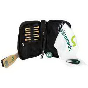 Voyager Caddy Bag Kit without Golf Balls