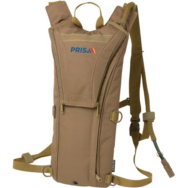 TacPack (TM) Strike 2.5L Hydration Pack