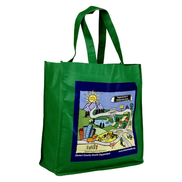 Digital Tote Bag