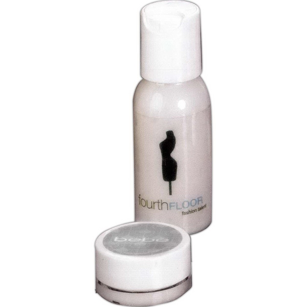 1 oz DivaZ Shimmer Lotion in Squeeze Tube
