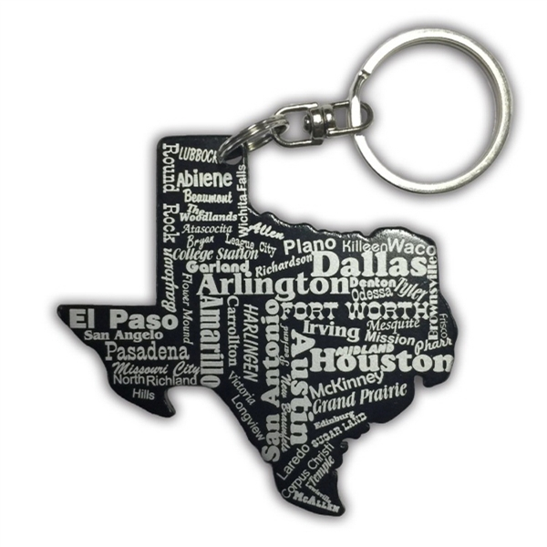Texas Key Chain / Bottle Opener