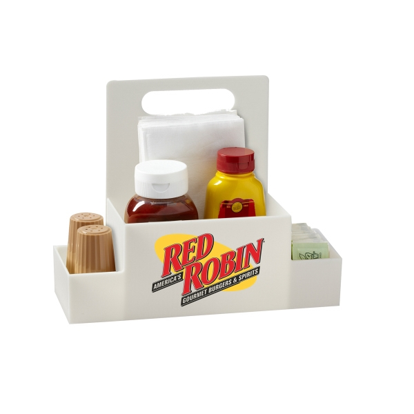Condiment Caddy/Napkin Holder