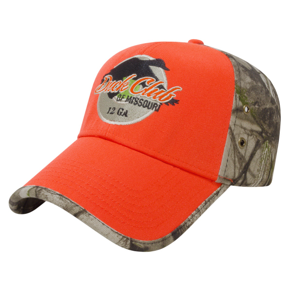 Solid Front Next G2(TM) Camo Back Cap