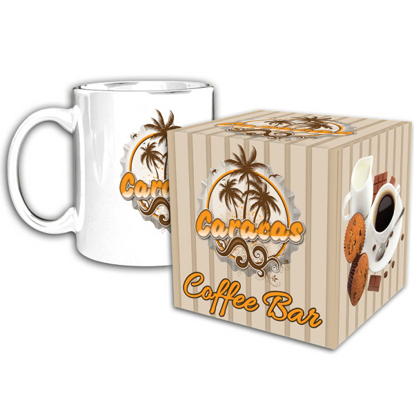 Custom Coffee Mug Box