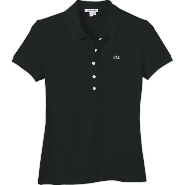 Lacoste Women's Stretch Pique Polo
