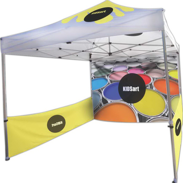 RUSH-Tents-Custom-10'-Side Panel Half-Double