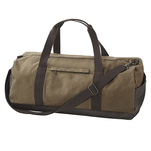 Dri Duck Canvas Duffel Bag