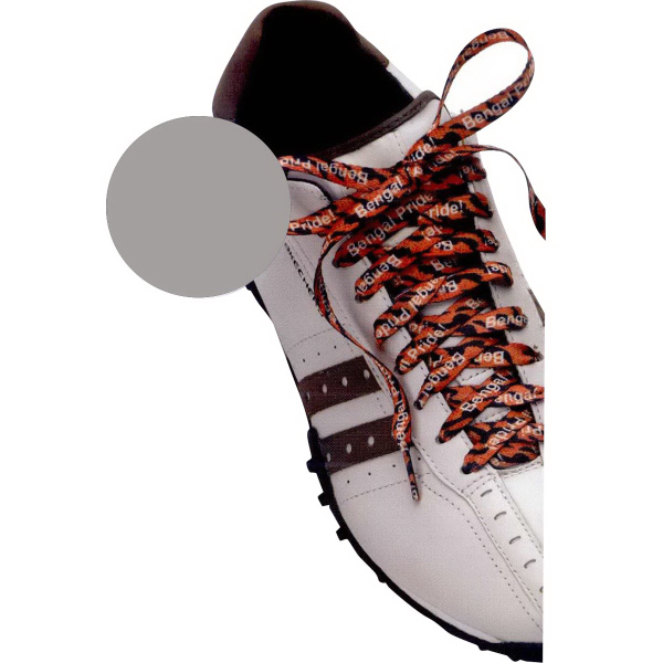 """3/8"""" Recycled PET Dye Sublimated Shoelace Pair"""