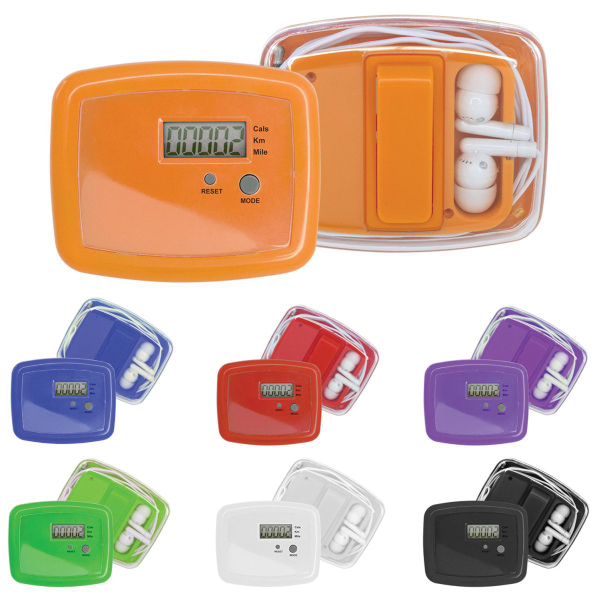 Rock N Walk Pedometer