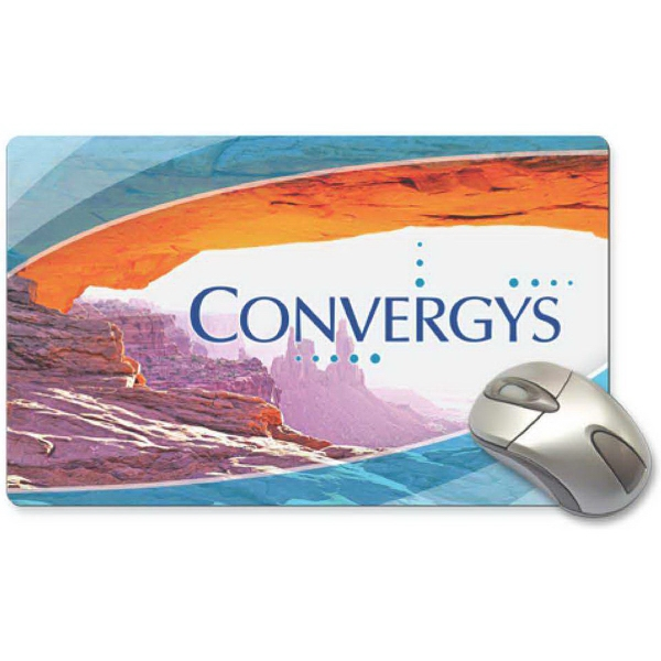 Large Rectangle Full Color Mouse Pad
