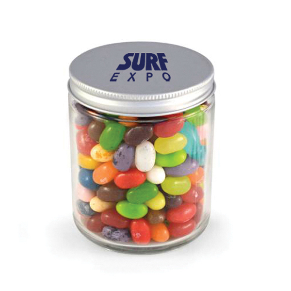 Glass Jar - Jelly Belly (R)