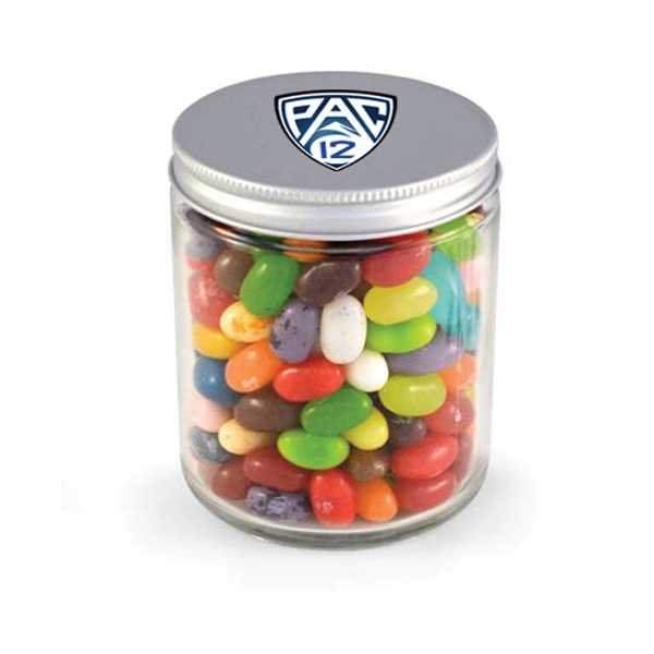 Glass Jar - Jelly Belly (R), Full Color Digital