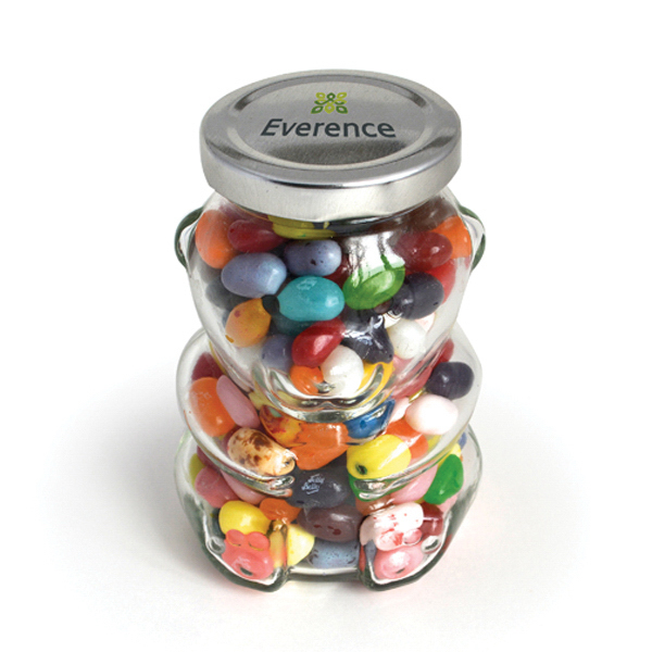 Big Bear Jar - Jelly Belly (R) Full Color Digital