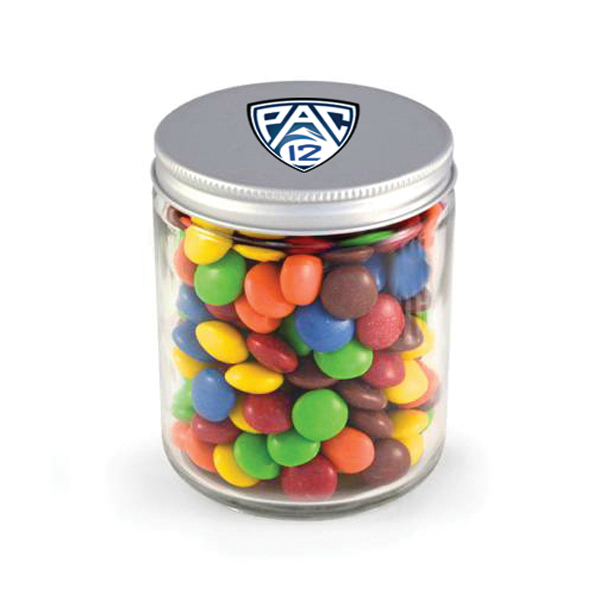 Glass Jar - Chocolate Buttons, Full Color Digital