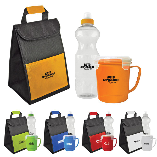 Soup and Drink Cooler Kit