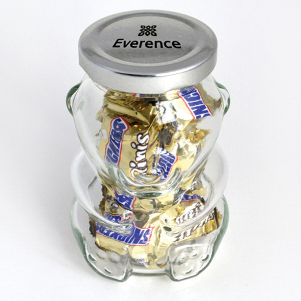 Big Bear Jar - Snickers Minis (R)