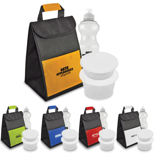 Drink and Dual Container Set