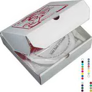 The Worlds Best Gourmet Pizza Cutter, Pizza Box & Coupon Set
