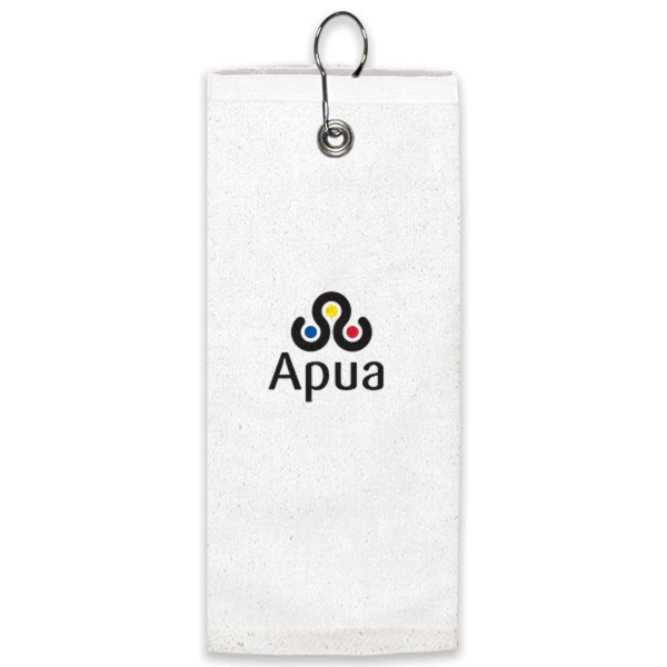 "15"" x 18""  Terry Golf Towel"