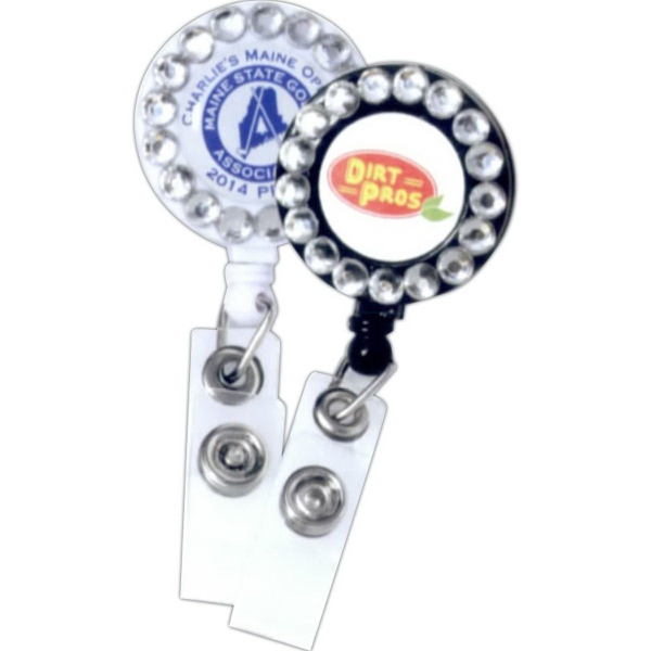 Gem Badge Reel