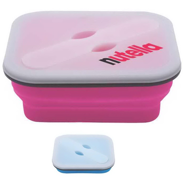 Grab 'N Go Lunch Box with matching utensil