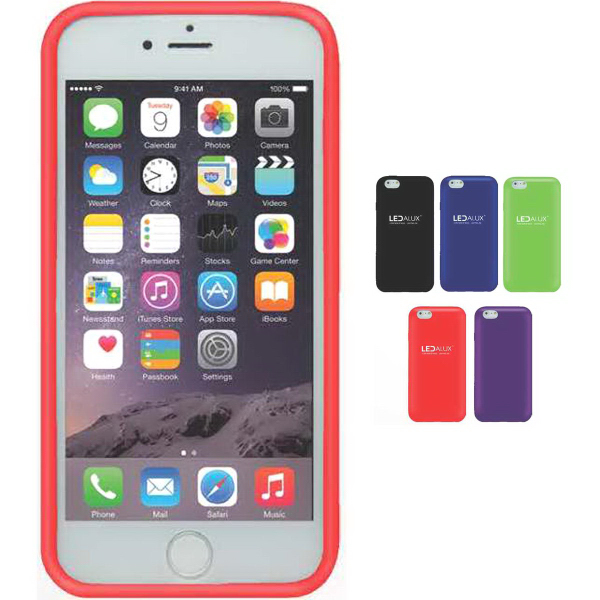 Silicone Shell for iPhone 6 Plus