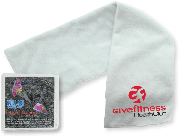 Chill Out Microfiber Cooling Towel