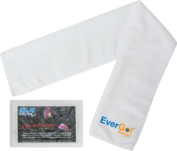 New Chill Out Sport Cooling Towel