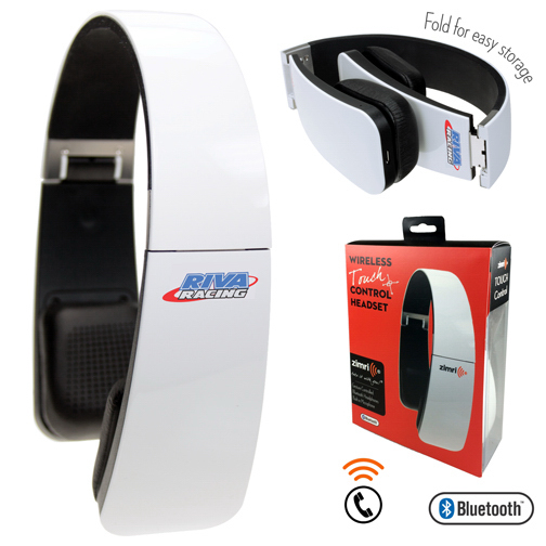 Touch Control Bluetooth Headset
