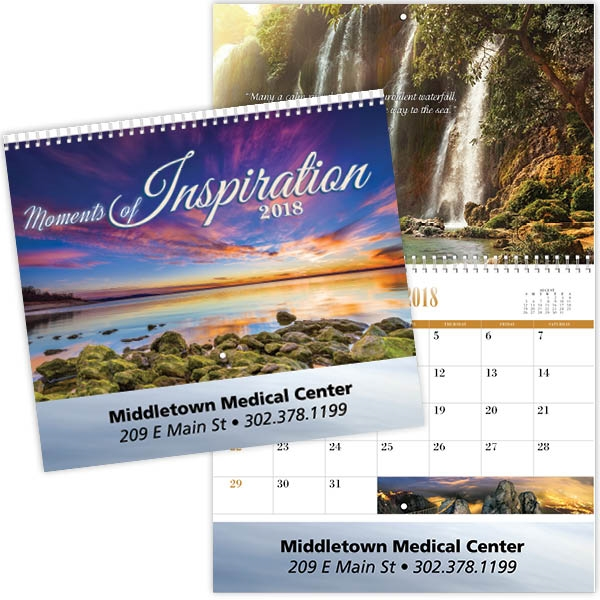 Coronado Collection Moments of Inspiration Calendar