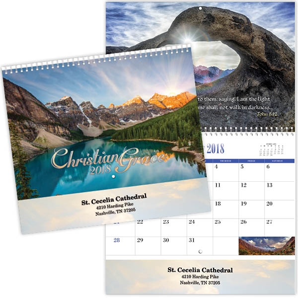 Coronado Collection Christian Reflections Calendar