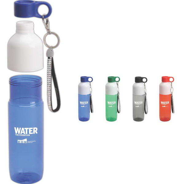 26 oz. 2 Way Water Bottle w/Blin-Go Key Holder