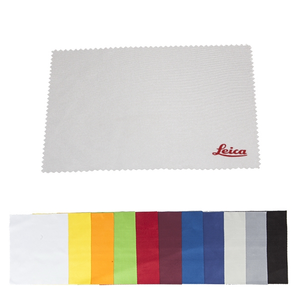 Tablet size Microfiber cleaning cloth