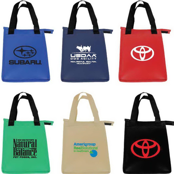 Full Color Insulated Tote Bags (small)